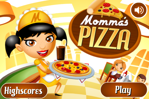 Screenshot Momma's Pizza